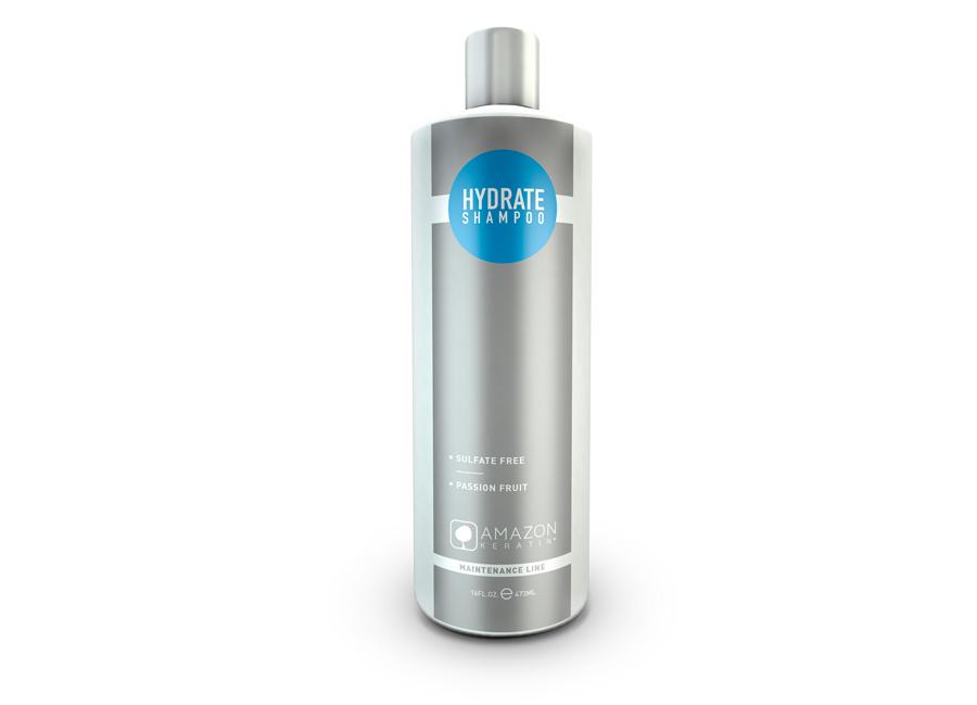 Passion Fruit Keratin Care Shampoo 473 ml