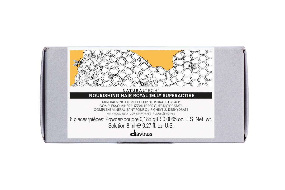 Nourishing Hair Royal Jelly Superactive 6×8 ml