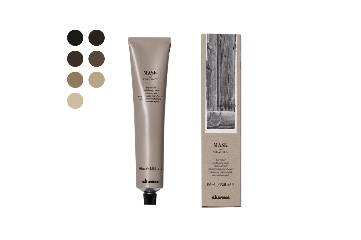 Mask With Vibrachrom – Intense Naturals 100 ml