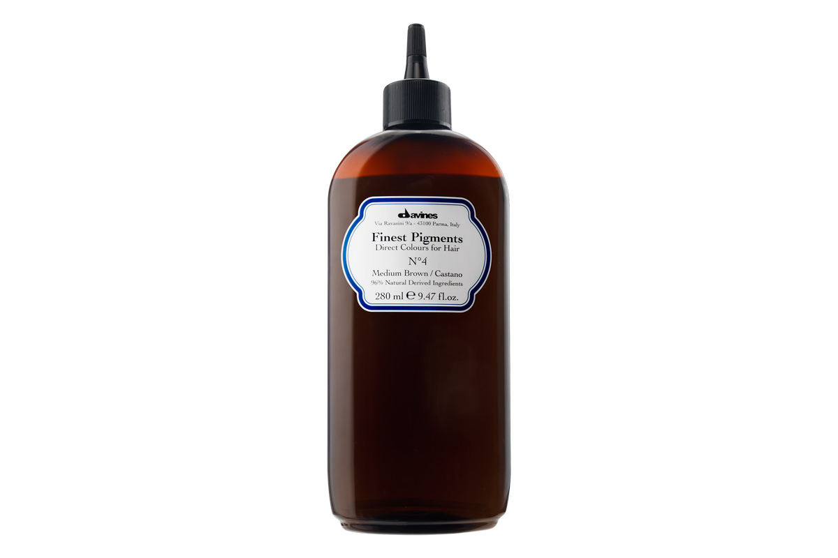 Finest Pigments 4 Med Brown 280 ml
