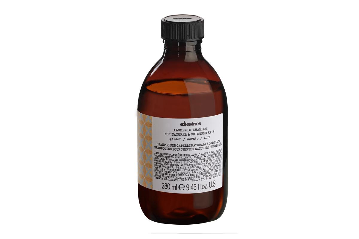 Alchemic Shampoo Golden Color 280 ml
