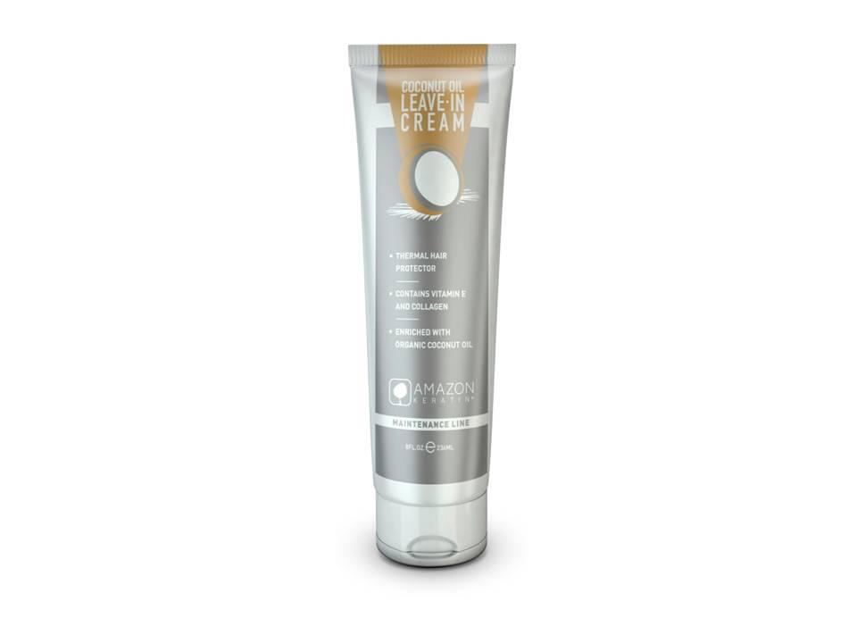 Coconut Oil Leave -In Cream 236 ml