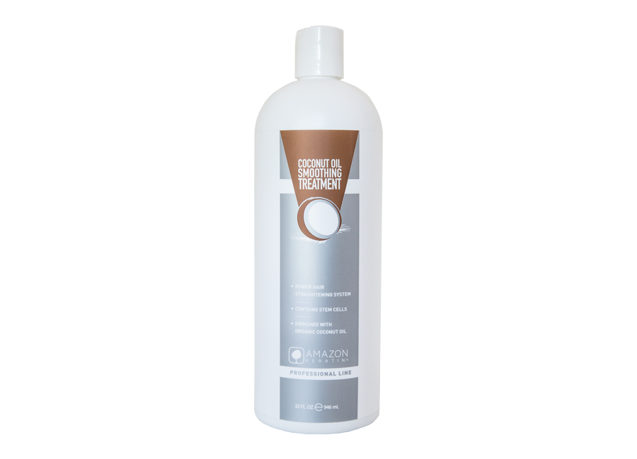 Coconut Oil Smoothing Treatment 946 ml