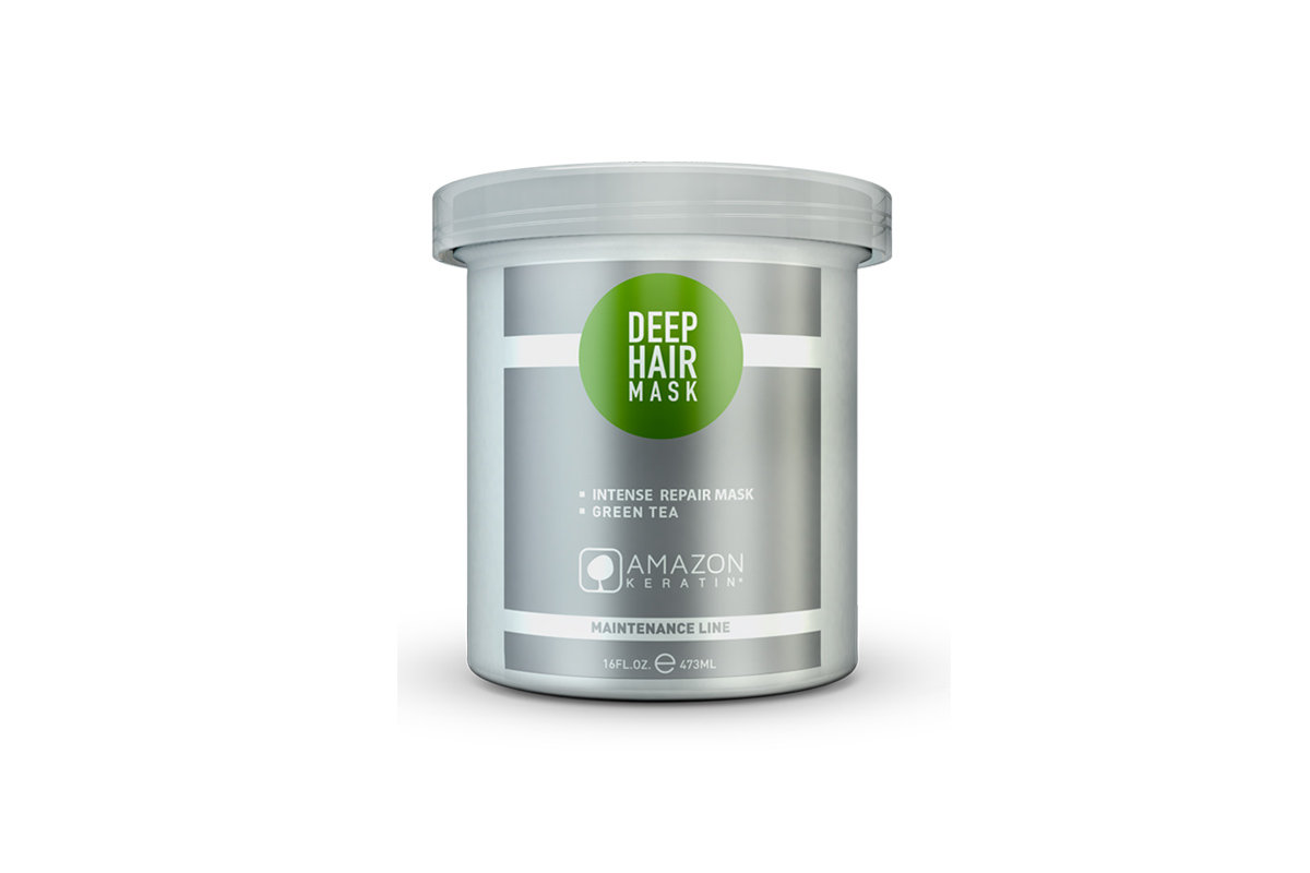 Green Tea Keratin Mask 473 ml