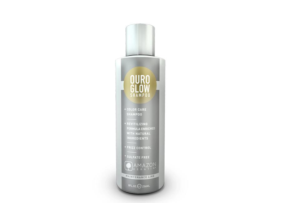 Ouro Glow Shampoo 473 ml