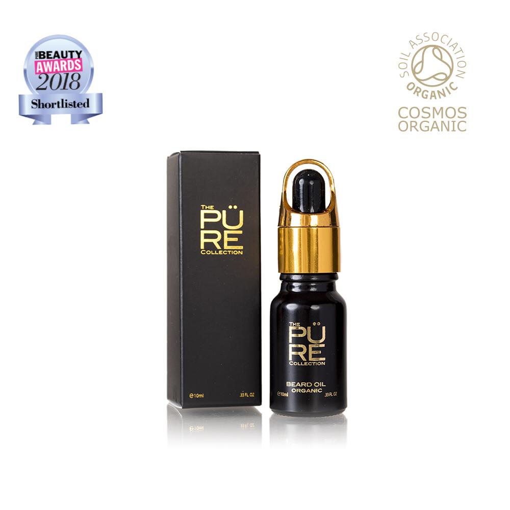 Private Blend Certified Organic Beard Oil 10 ml