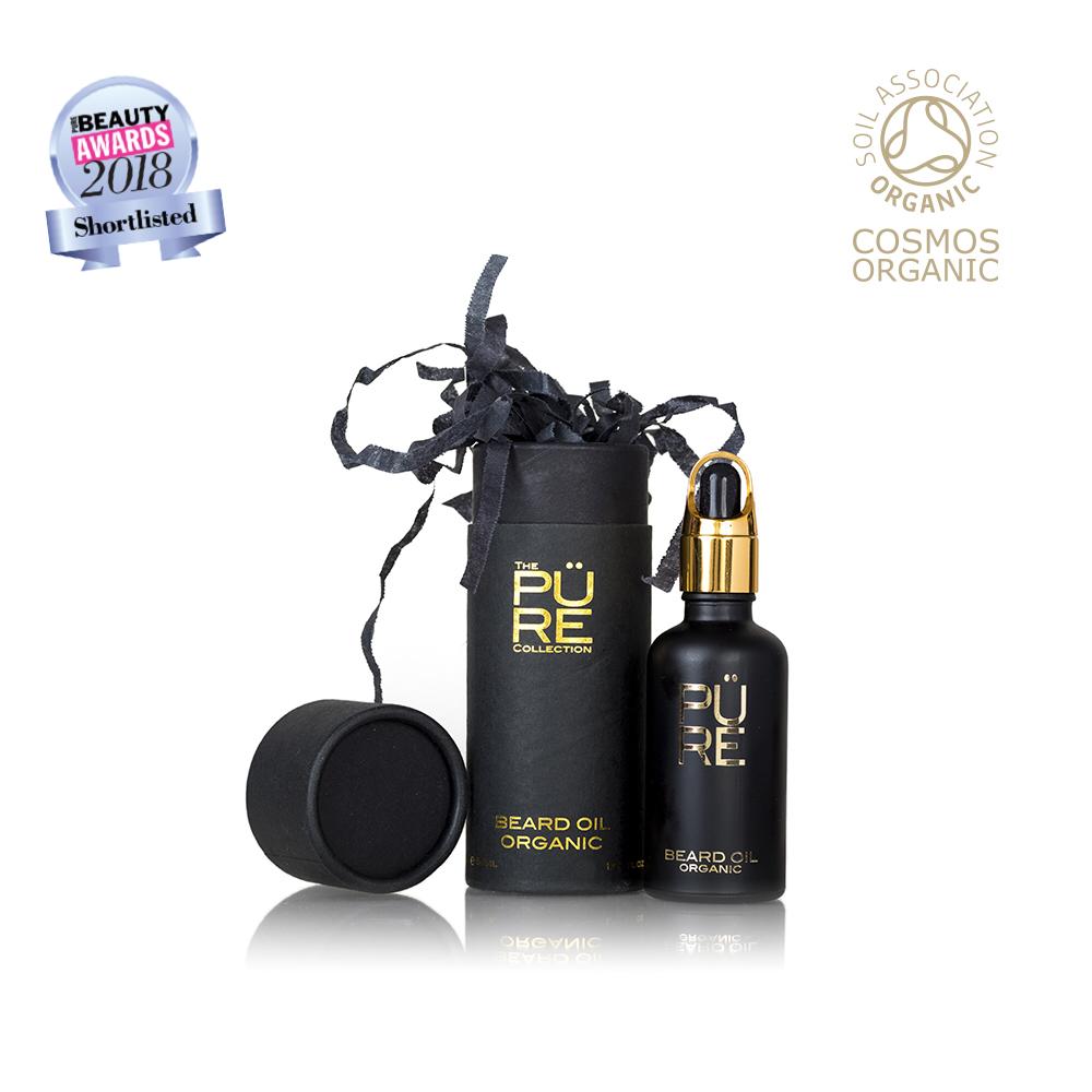 Private Blend Certified Organic Beard Oil 50 ml