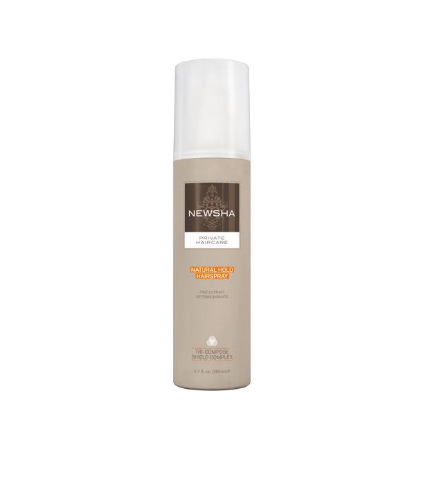 Natural Hold Hair Spray 200 ml
