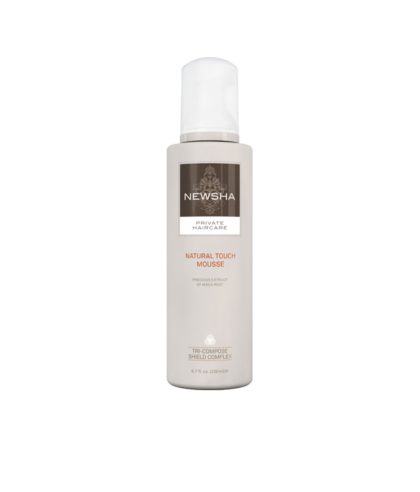Natural Touch Mousse 200 ml