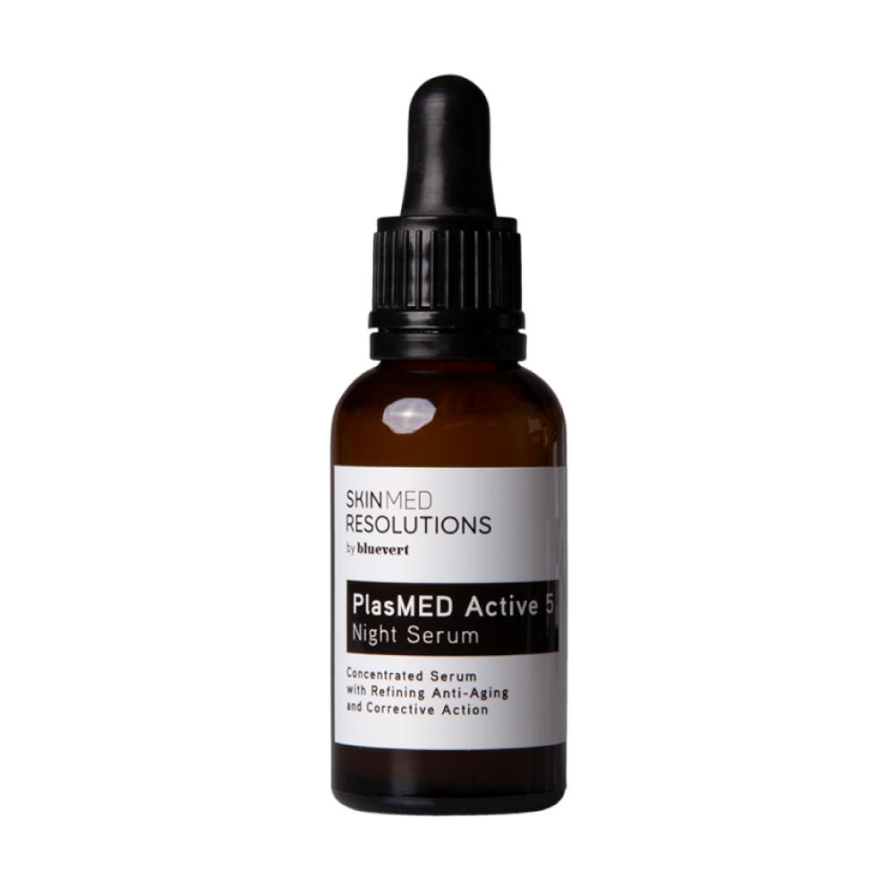 PlasMED Active 5 Night Serum