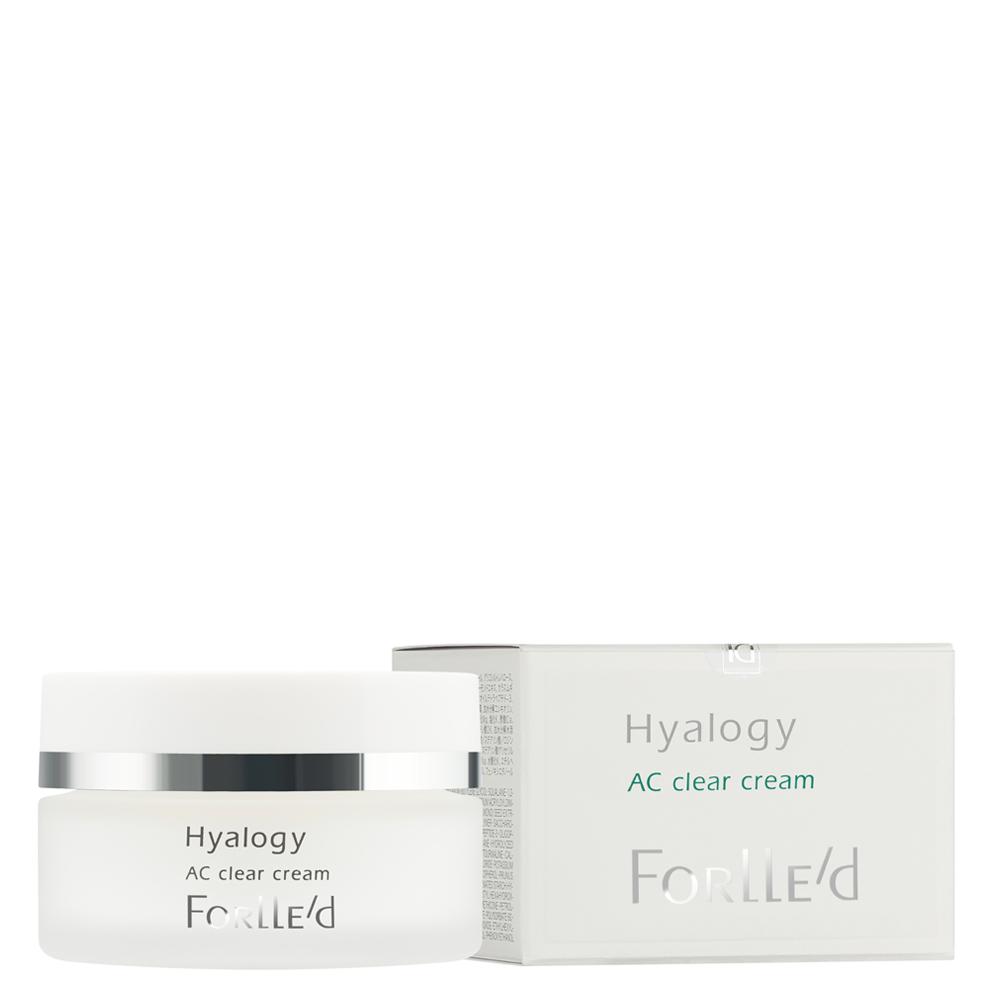 Hyalogy AC Clear Face Cream 50 g