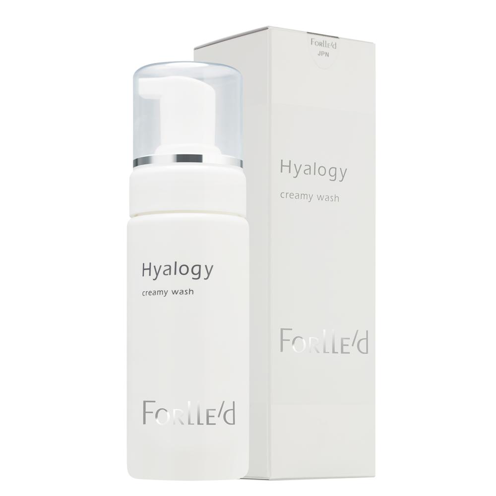Hyalogy Creamy Wash 150 ml