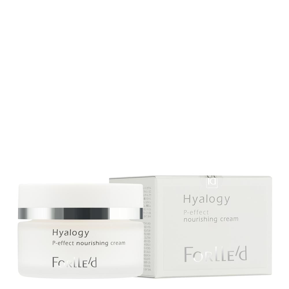 Hyalogy P-Effect Nourishing Cream 40 g