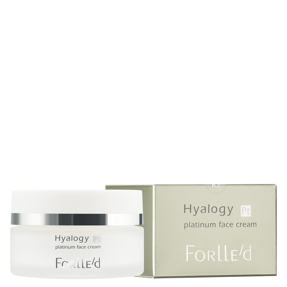 Hyalogy Platinum Face Cream 50 g