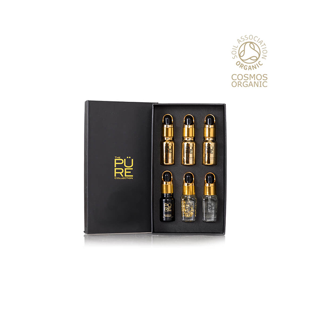 Gift Set Certified Organic – Limited Edition